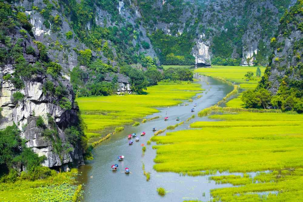 Ninh Binh è una delle tappe fondamentali del nord del Vietnam che non puoi perderti