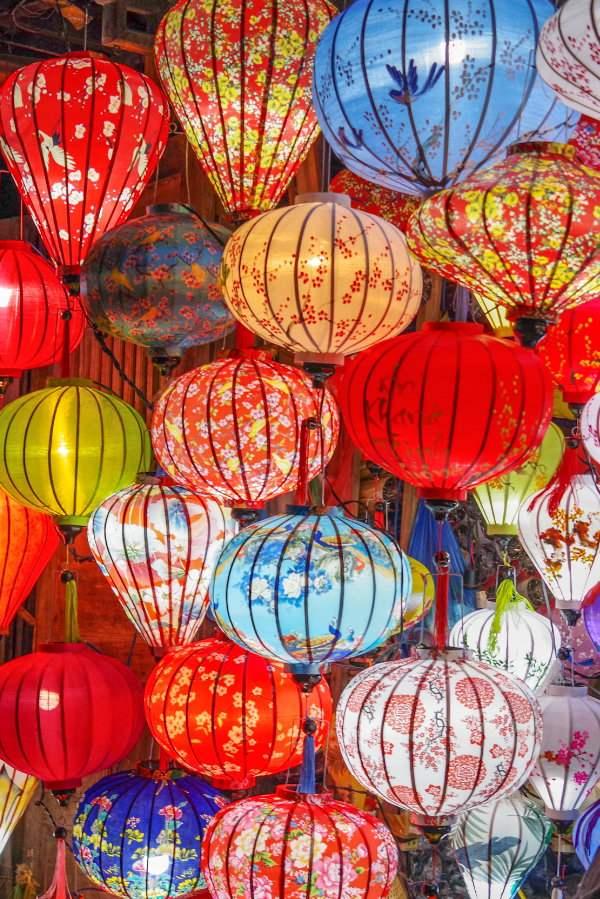 Le lanterne di Hoi An