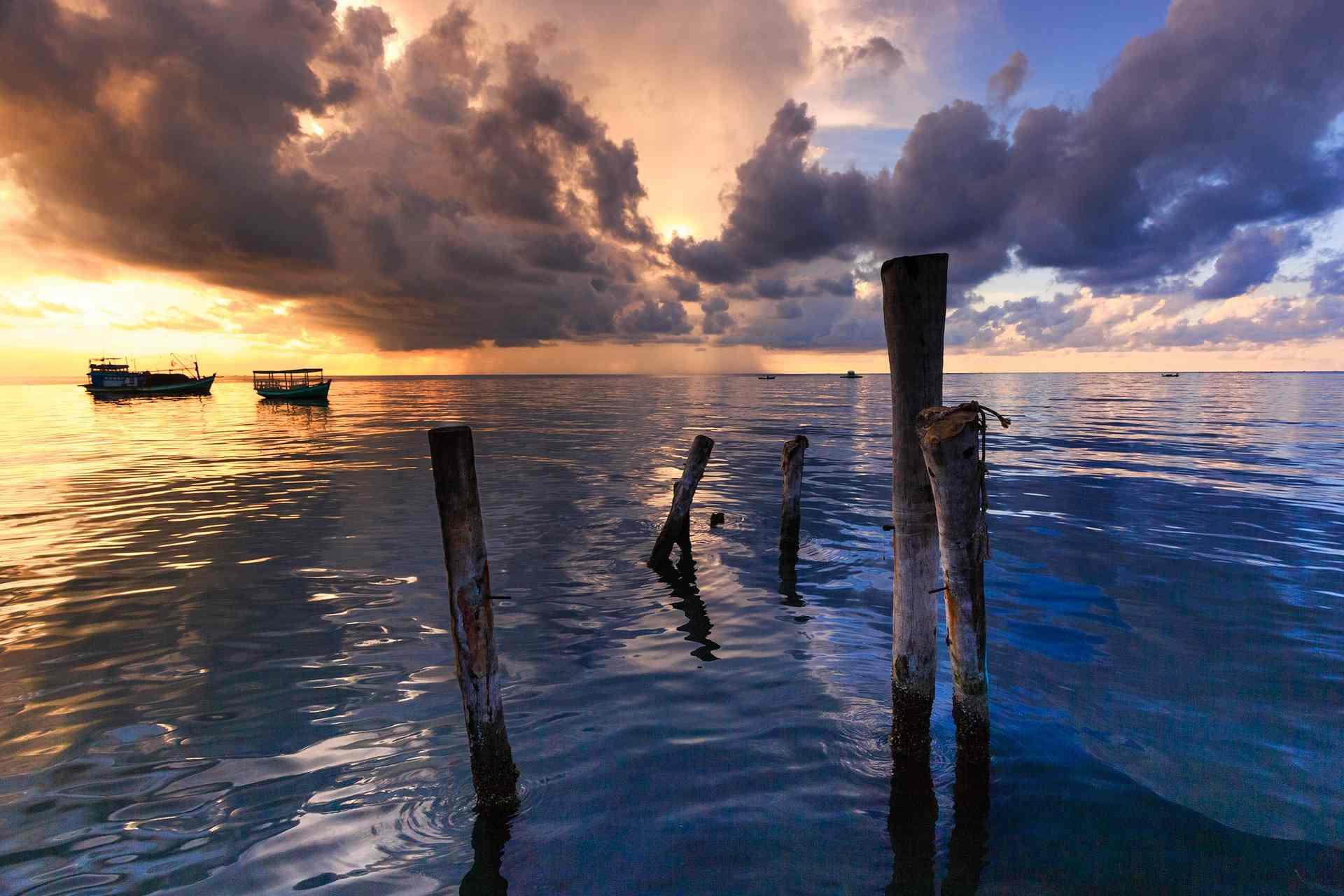 Le isole di Cham in Vietnam
