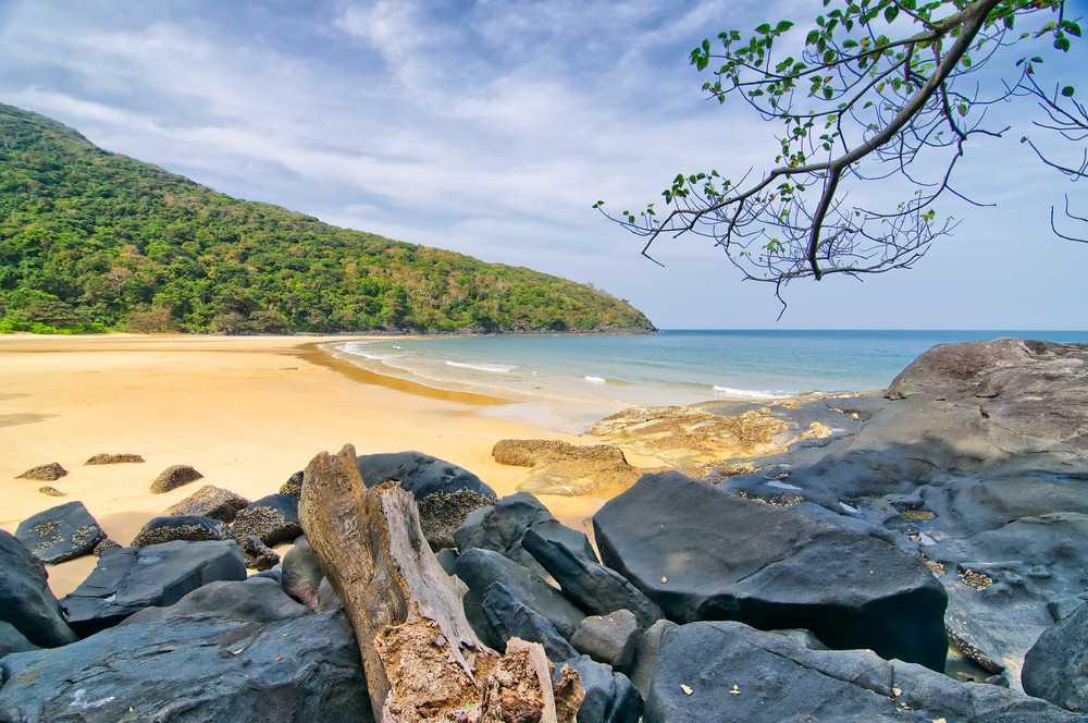 L'isola Con Dao e la sua spiaggia