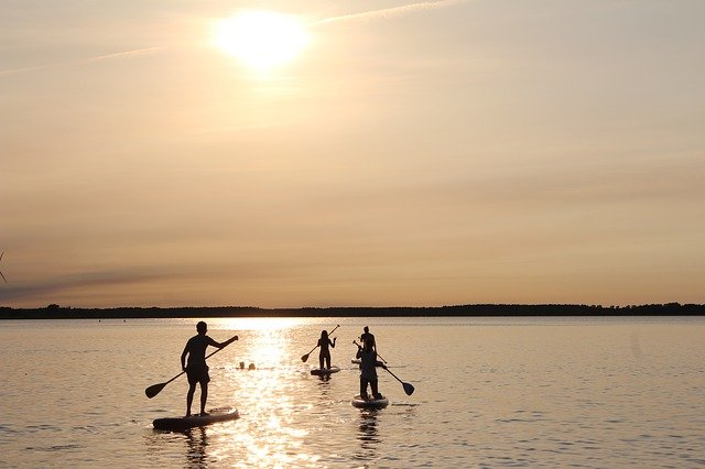 Stand up Paddle nell'isola imperdibile di Cham in Vietnam
