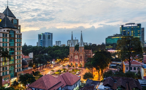 Andare a Saigon durante le vacanze 2021 in Vietnam