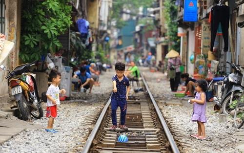 Cosa vedere ad Hanoi? La famosa strada del treno