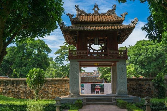 Tempio della letteratura di Hanoi