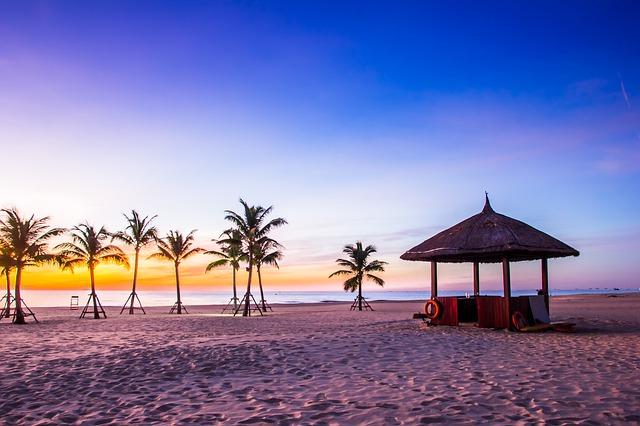 Spiaggia di An Bang HD